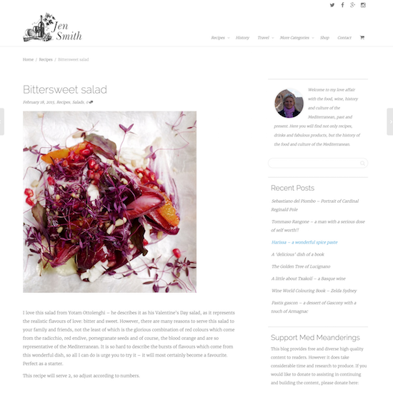 Bittersweet salad – Jen Smith – Med Meanderings.png