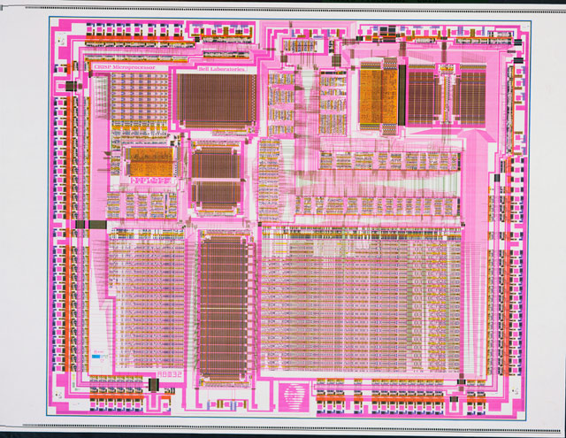 computer chip one